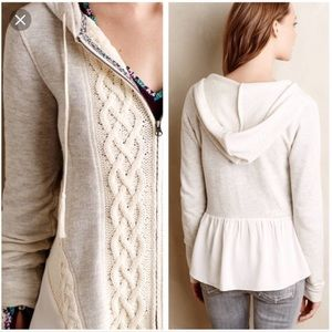 Anthropologie Saturday Sunday Dreamland Hoodie S
